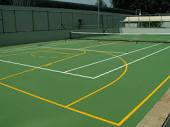 Cauciuc Tartan Tenis