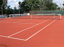 Tartan-tennis